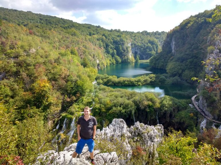 Plitvice Lakes, one of our top 10 destinations in Croatia