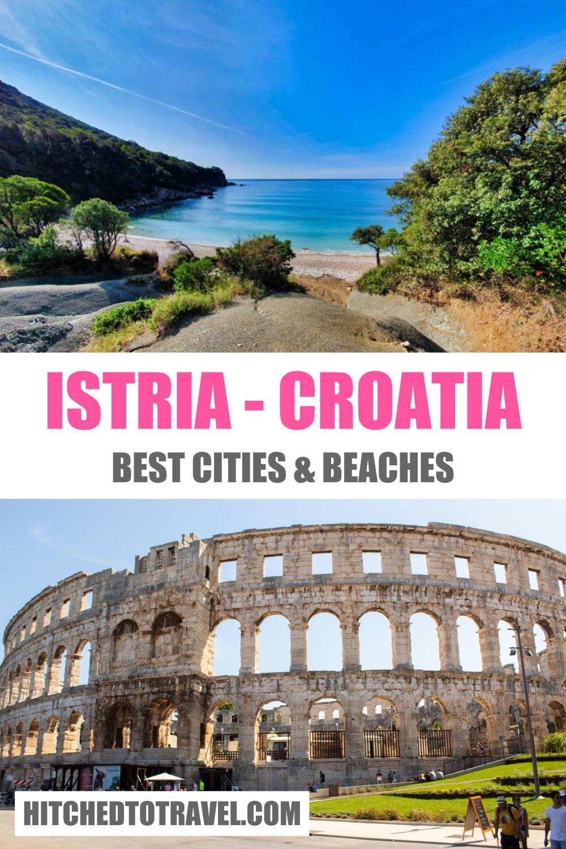 Poster Istria Croatia