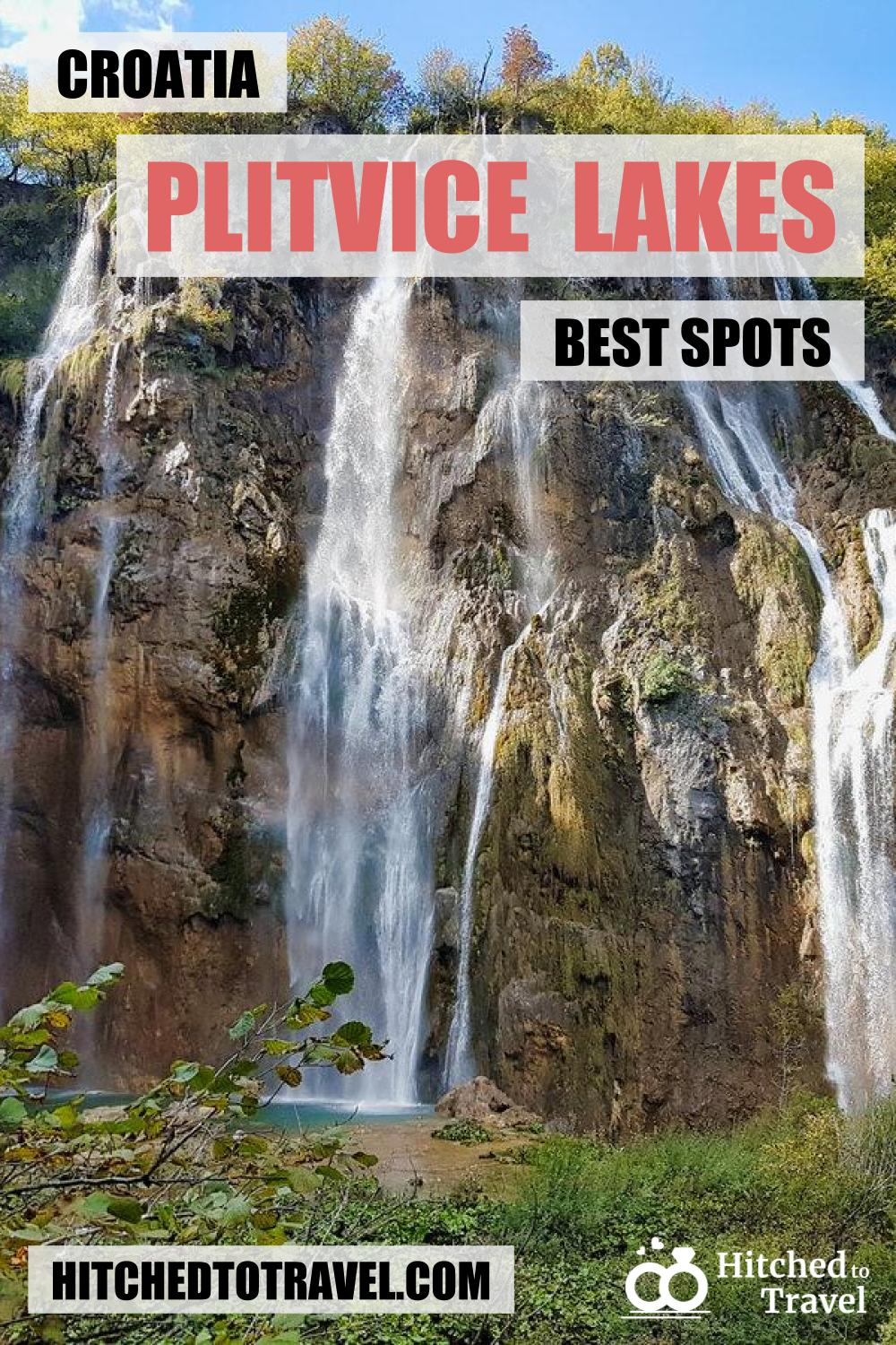 Plitvice Lakes National Park Poster 2