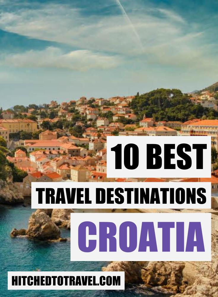 Top 10 places to visit in Croatia - Dubrovnik cover