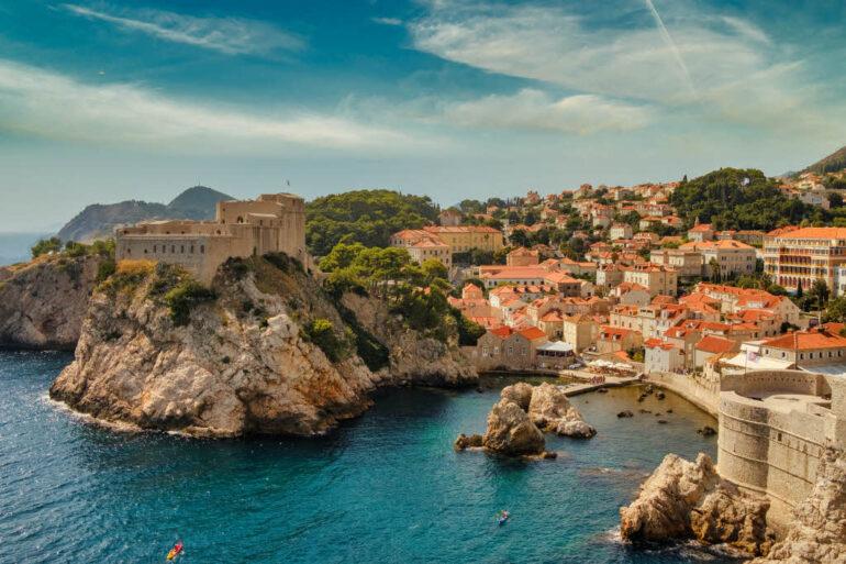 Dubrovnik Old Town, a top destination in Croatia