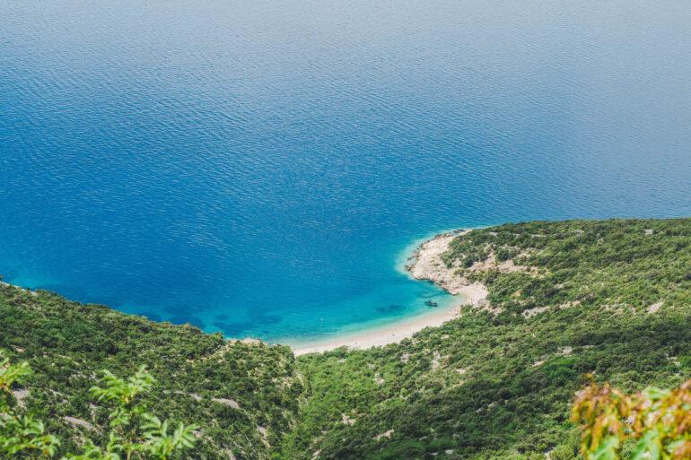 Sveti Ivan Beach photo from Lubenice