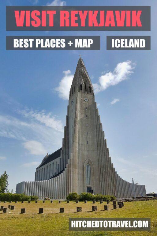 Poster Reykjavík