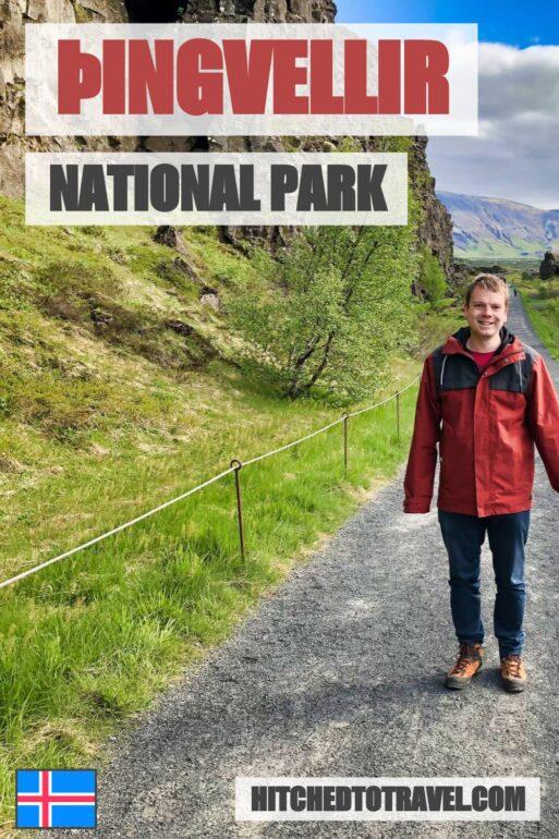 Þingvellir National Park Poster