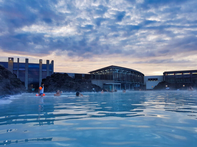 Blue Lagoon Spa in Iceland